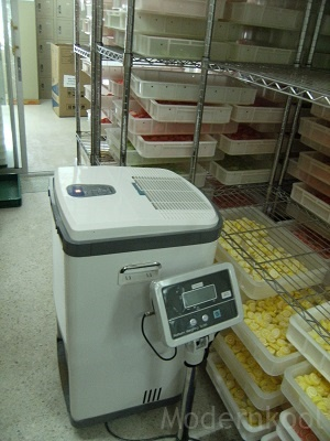 Dehumidifier: Food Products